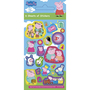 Peppa Pig Party Sticker Multi-Pack 6 Sticker Sheets 3+