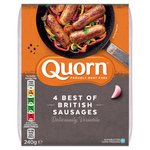 Quorn Premium Sausages Best of British