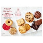 Waitrose Tea Time Biscuit Selection