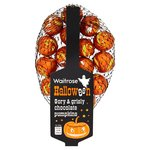 Waitrose Gory & Grisly Milk Chocolate Pumpkins