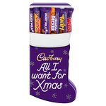 Cadbury Selection Box Stocking