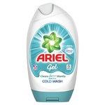 Ariel Bio Washing Gel Febreze Excel 24 Wash