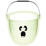 Halloween Glow in the Dark Bucket