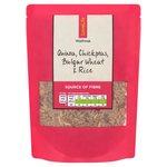 Quinoa, Chickpeas, Bulgar Wheat & Rice Waitrose Love Life