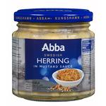 Abba Senapssill Herring in Mustard Sauce