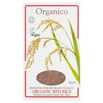 Organico Wild Red Rice Wholegrain