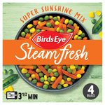 Birds Eye 4 Super Sunshine Vegetable Mix Frozen