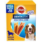 Pedigree Daily DentaStix Medium Dog Chews