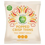 The Food Doctor Sweet Chilli Corn & Soy Crisp Thins