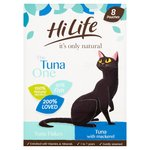 HiLife Tempt Me! Tuna Selection in Jelly MultiPack
