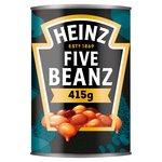 Heinz Five Beanz In Tomato Sauce