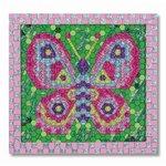 Melissa & Doug Shiny Mosaics - Butterfly 6+