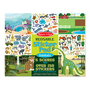 Melissa & Doug Reusable Sticker Pad - Habitats 3+