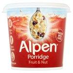Alpen Porridge Pots Fruit & Nut
