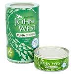 John West Tuna Chunks in Spring Water