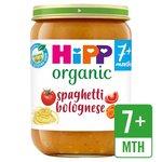 HiPP Organic Spaghetti Bolognese