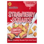 Mornflake Strawberry Squares