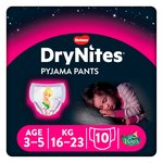 Huggies 3-5 years DryNites Pyjama Pants Disney Frozen