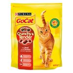 Go-Cat Crunchy & Tender Beef, Chicken & Vegetables