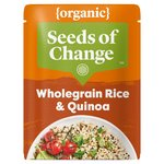 Seeds Of Change Garlic Quinoa Wholegrain Rice