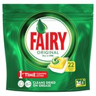 Fairy All in One Dishwasher Tablets Original