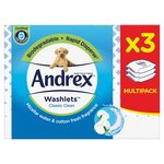 Andrex Classic Clean Washlets Refills Triple Pack