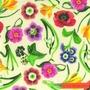 Emma Bridgewater 3ply New Flower Paper Napkins 33cm