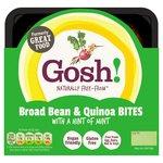 Great Food Quinoa & Broad Bean Bites