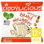 Kiddylicious Tropical Fruit Wriggles