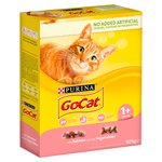 Go-Cat Complete Adult with Salmon & added Vegetables