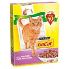 Go-Cat Complete Adult with Chicken, Duck & Rabbit