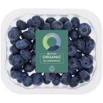 Ocado Organic Blueberries