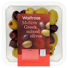 Greek Pitted Olive Mix Waitrose