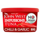 John West Tuna Infusions Chilli & Garlic