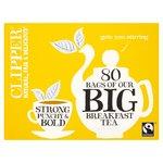 Clipper Fairtrade Big Breakfast Tea