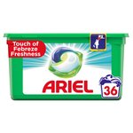 Ariel Bio 3in1 Washing Capsules Febreze