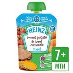 Heinz Mashed Sweet Potato & Beef Casserole 7 Mths+