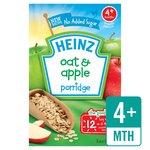 Heinz Breakfast Oats & Apple Cereal 4 Mths+