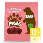 Bear Fruit Paws Dino Strawberry & Apple