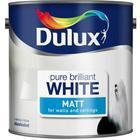 Dulux Matt Emulsion Paint Pure Brilliant White