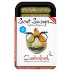 Secret Sausages Vegetable Sausages Cumberland