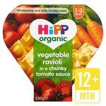 HiPP Organic Vegetable Ravioli in a Chunky Tomato Sauce