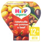 HiPP Organic Ratatouille with Potatoes & Beef