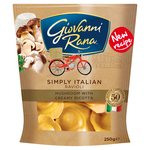 Giovanni Rana Mushroom & Creamy Ricotta Ravioli