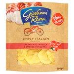 Giovanni Rana Simply Creamy Mozzarella & Smoked Pancetta Ravioli