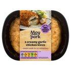 Moy Park 2 Creamy Garlic Chicken Kievs