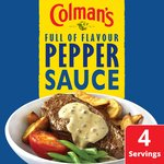 Colman's Pepper Sauce Mix